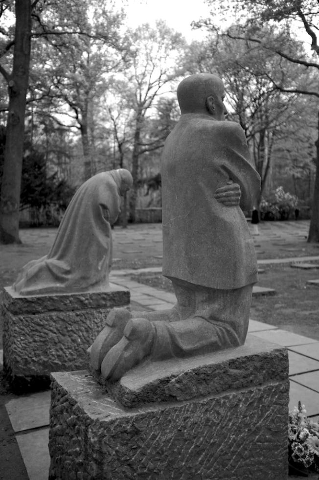 Kathe Kollwitz statues