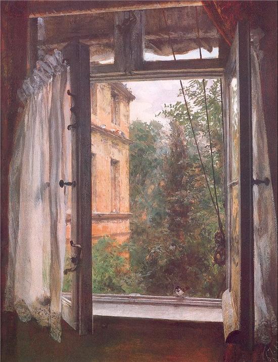 Window Marienstrasse