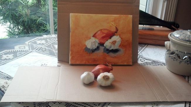 Painting May