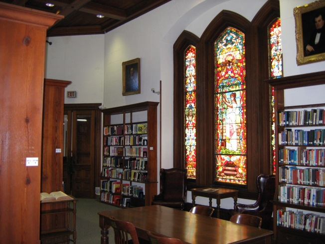 Mary Willis Library
