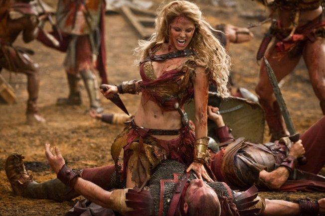 Spartacus: 3