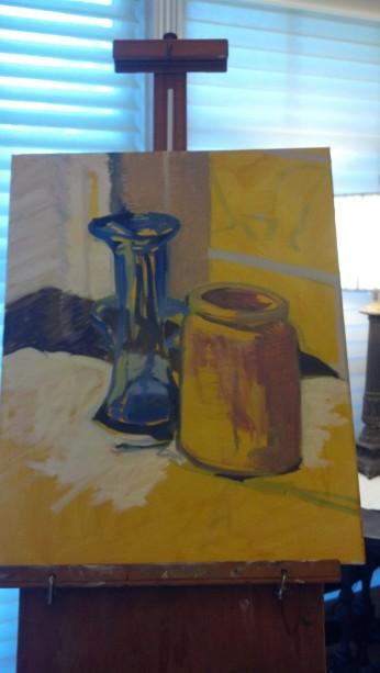 Vase First 2